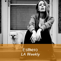 Esthero Interview for LA Weekly